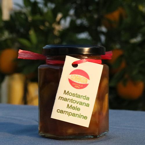 Mostarda mantovana mele campanine 2 for Mostarda di mele mantovana